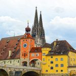 Regensburg – Best-Preserved Medieval Town in Germany