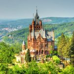 Castle Drachenburg and its Turbulent History