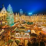 Christmas Market Shopping in Germany