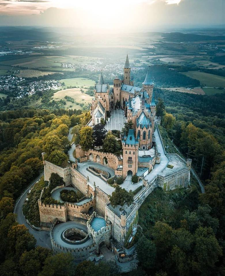 Hohenzollern Castle The Crown Of All Castles In Swabia